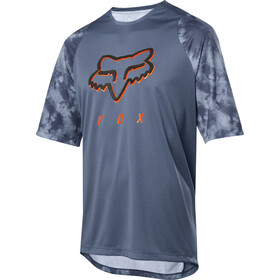 Fox Defend Elevated SS Jersey Men blue steel